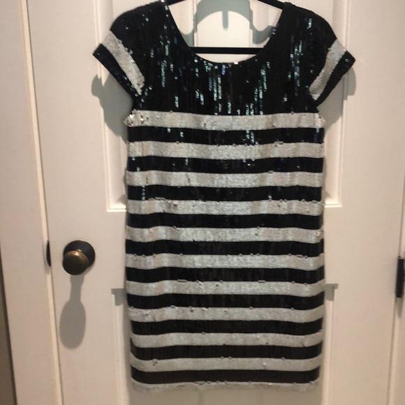 5e2c48c4c09 ️Sequin mini dress